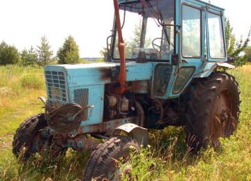 Как купить трактор МТЗ-82 б/у
