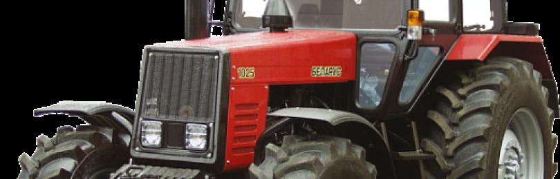 Мтз 1025: технические характеристики трактора беларус