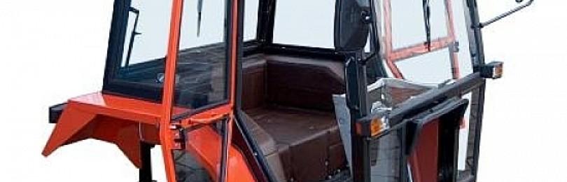 Конструкция и внутреннее содержание кабины трактора МТЗ