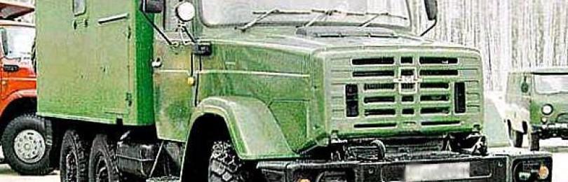 Зил 4334: технические характеристики грузового автомобиля