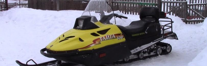Снегоход тайга 500: технические характеристики, отзывы