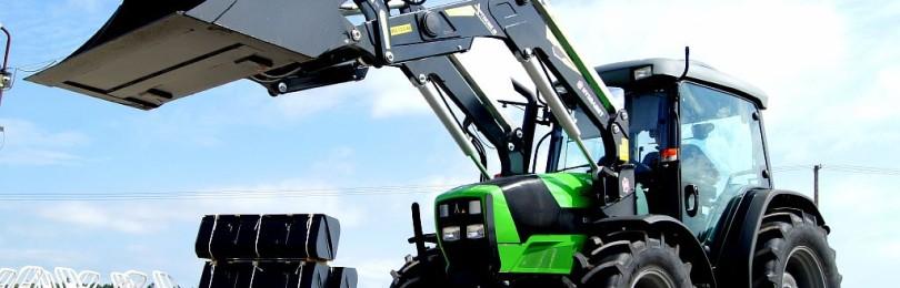 Системы фронтальной погрузки для тракторов