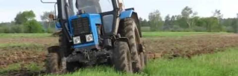 Полурама трактора МТЗ-82,80