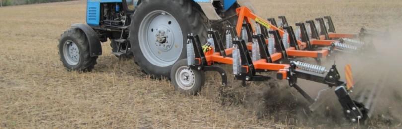 Навесной культиватор на трактор МТЗ-82, 80: виды, обзор