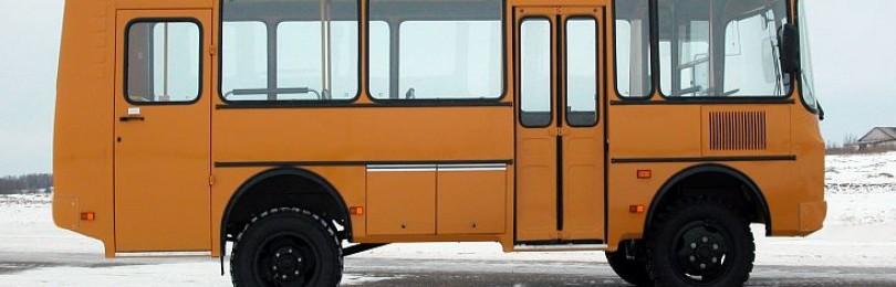 Паз 3206: технические характеристики и фото автобуса