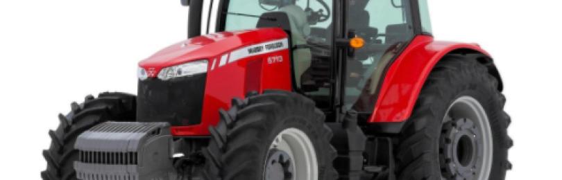 Трактор massey ferguson 6713: технические характеристики