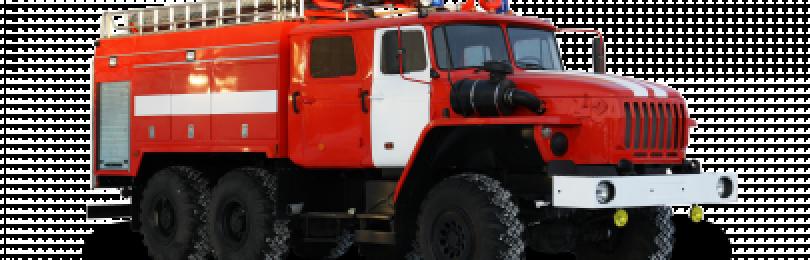 Пожарные автоцистерны на базе урал: виды, параметры, использование