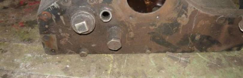 Устройство гидросистемы трактора МТЗ-80