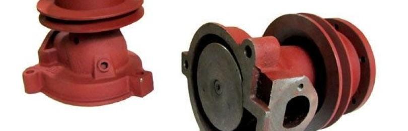 Ремонт водяного насоса (помпы) трактора МТЗ-80, МТЗ-82