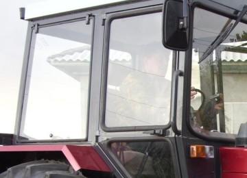 Как самому сделать кабину для трактора МТЗ?