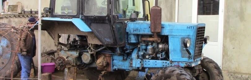 Типовые неисправности трактора МТЗ-80