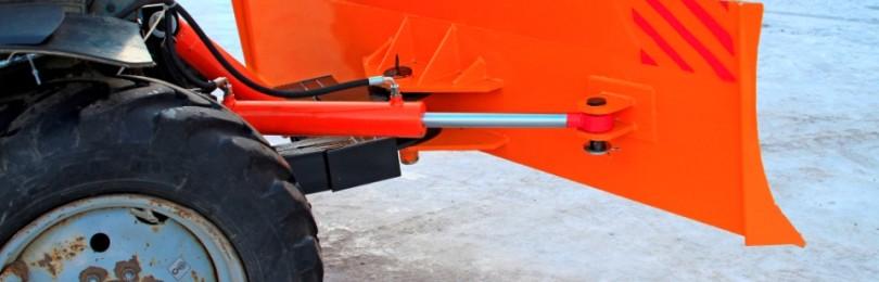 Как самому сделать лопату для трактора МТЗ?