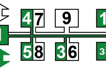 Схема коробки передач МТЗ-82 и её ремонт