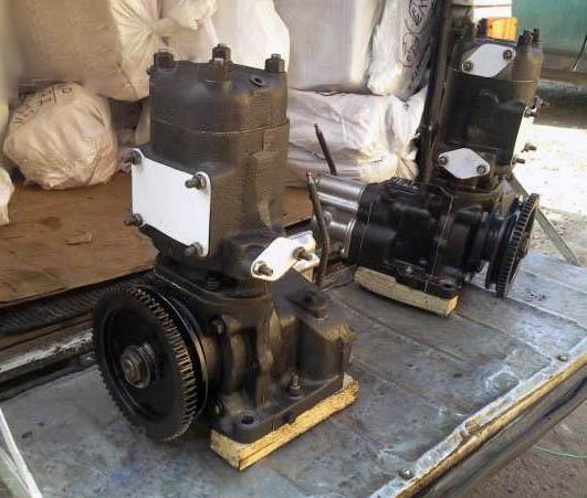 Пусковой двигатель на трактор МТЗ-80/82