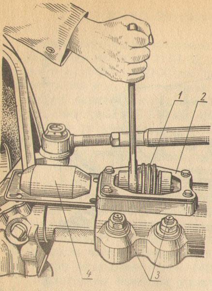 Регулировка колеи передних колес тракторов МТЗ-82, МТЗ-82л, МТЗ-82н, МТЗ-82ЛН, МТЗ-82р