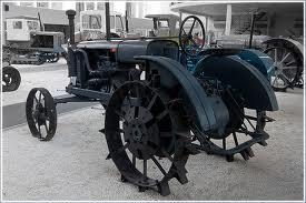 """Трактор """"Универсал"""" 1934 года выпуска"""