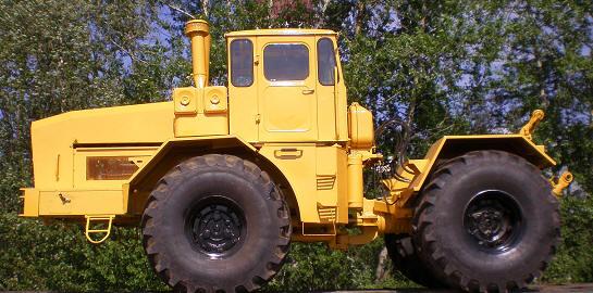 Трактор Кировец К-700А