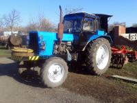 Трактор, проверенный временем МТЗ-80
