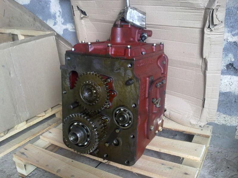 Коробка переключения передач от МТЗ
