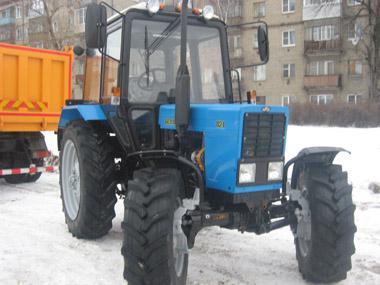 Трактор МТЗ новый