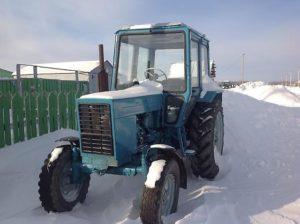 Трактор Беларусь 1985 года