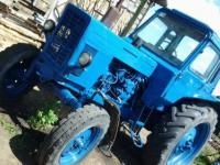 Новый трактор Беларусь