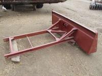 Самодельная тракторная лопата