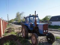 Трактор Беларусь 1981 года выпуска