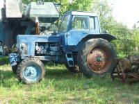 Модель Минского тракторного завода