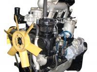 Дизельный двигатель для трактора
