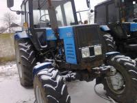 Современный трактор МТЗ-1025