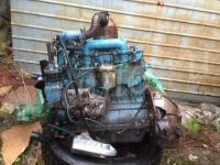 Дизельный двигатель Д-240