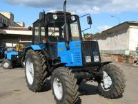 Трактор Беларус с балочный мостом