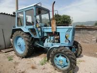 Трактор Минского завода
