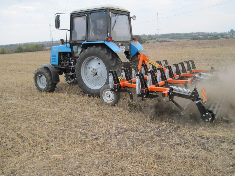 культиватор на трактор МТЗ-82
