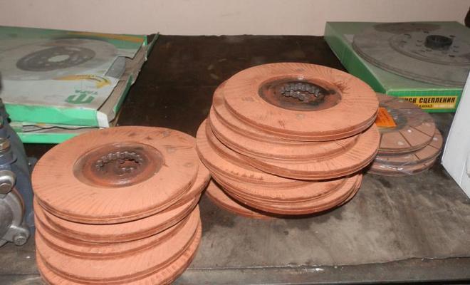 Тормозные диски МТЗ