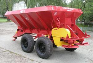 Транспортер разбрасывателя минеральных удобрений фольксваген транспортер петрозаводск купить