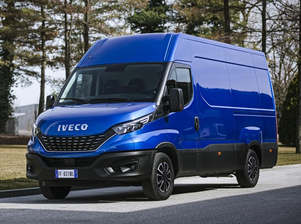 Легкий грузовик Daily IVECO