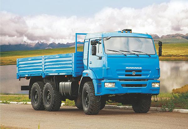 камаз 43118 технические характеристики и расход топлива (Сайгак)