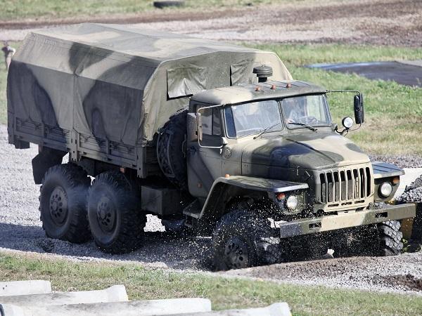урал 4320 технические характеристики грузовика